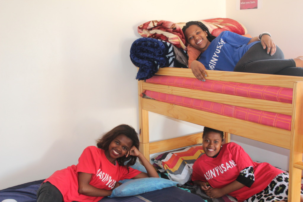 House of Excellence: Girls in Their Room