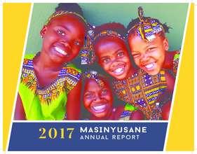 Masinyusane 2017 Annual Report (PDF)