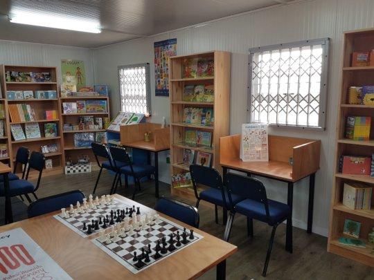 New Fumisukoma Library