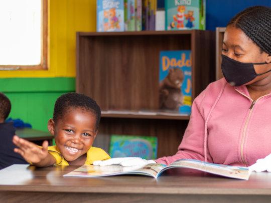Children's Literacy Session 1