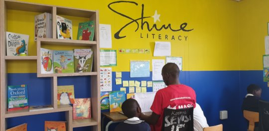 Grade 2 Literacy Sessions