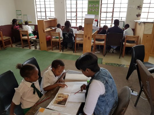Literacy Sessions