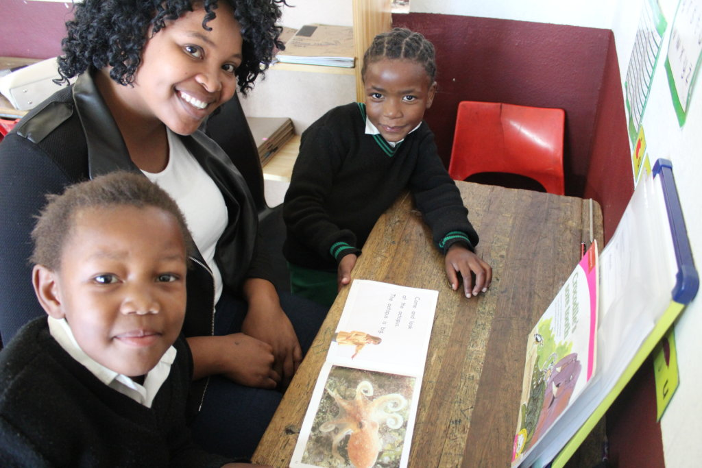 Children's Literacy (South Africa)