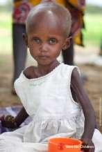 South Sudan's Children are starving