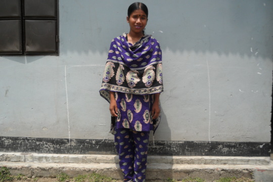 Wants donation for buy Sanitary Pad