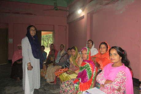 Donate for Menstrual Hygiene of 100 Disable Girls