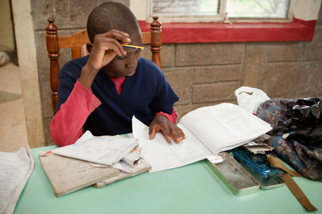 Caring for Both Vulnerable Girls and Boys of Kenya