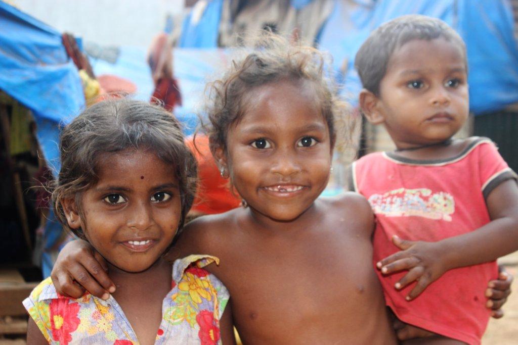 Build a Home for 75 Street/Slum Children in India