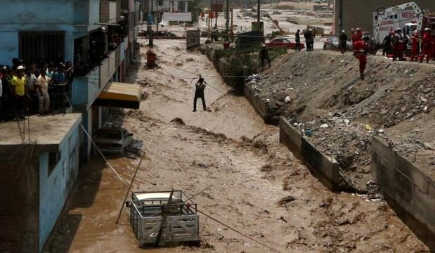 Help PIH Respond to Flooding Disaster in Peru