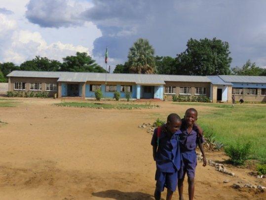 Allow 120 Children Attend School in Zambia