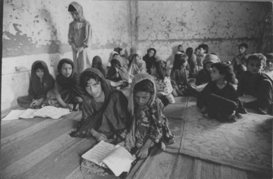 Students at an AIL School