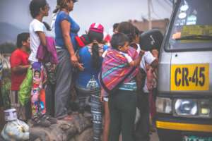 Safe Spaces for Children Impacted by Peru Floods