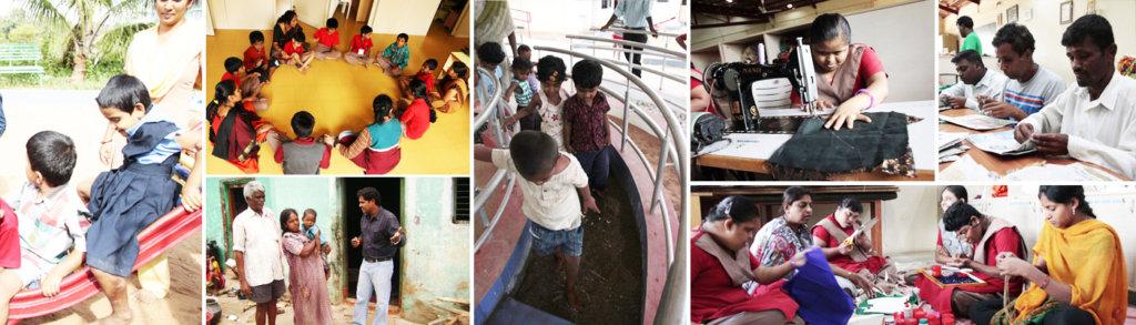 Transportation for Shristi Special Academy kids