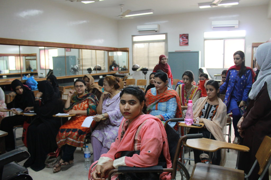 Give employable skills to adults with disabilities