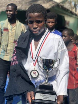 Tournament winner, Sedou