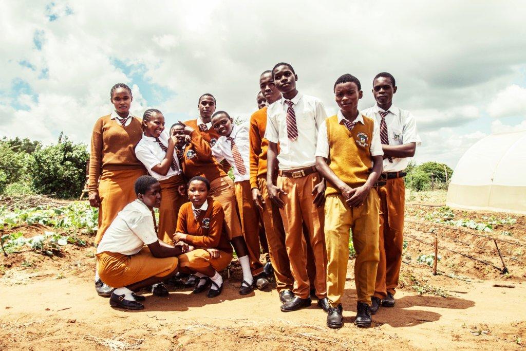 Growing startups from rural schools in Kenya