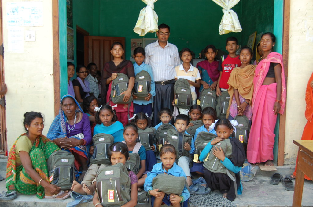 Education Support for 200+ Child Laborers in Nepal