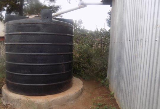 Water Tank for rain water harvesting