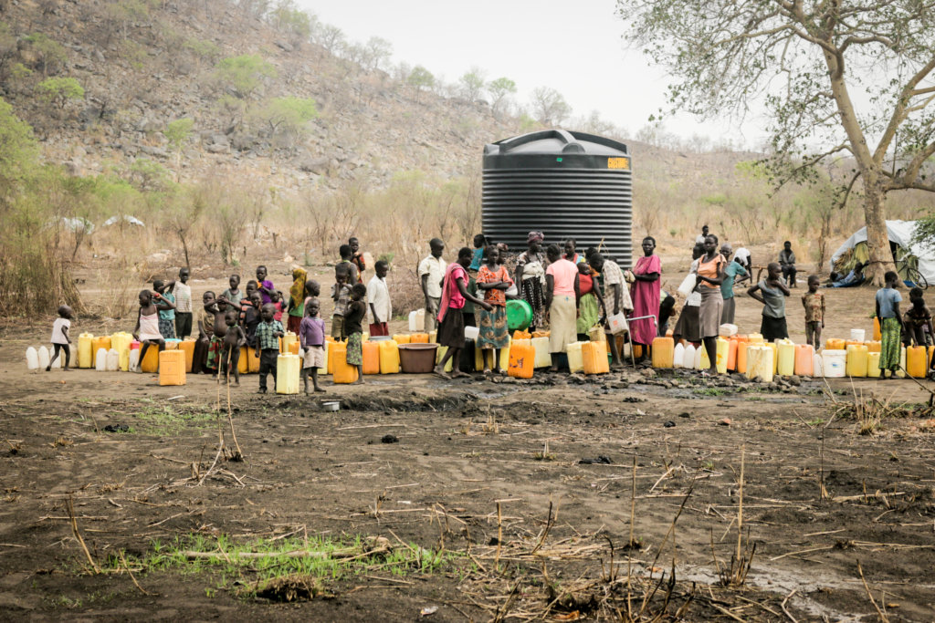 South Sudan Emergency Appeal for 600 Refugees