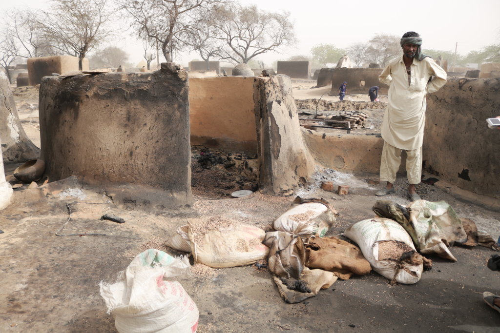 Urgent Appeal for Fire Affected People of Thar