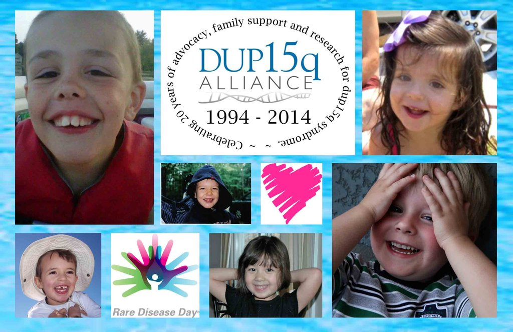 Send a family to our rare disorder conference!
