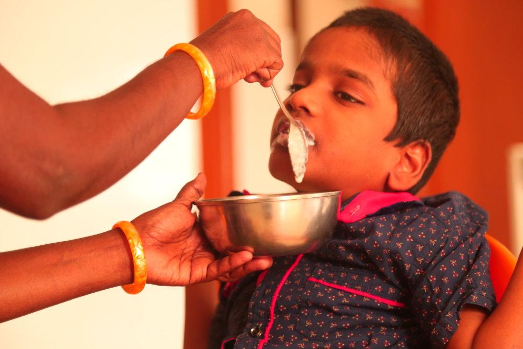 Sri Arunodayam's 'Special Mom' Award