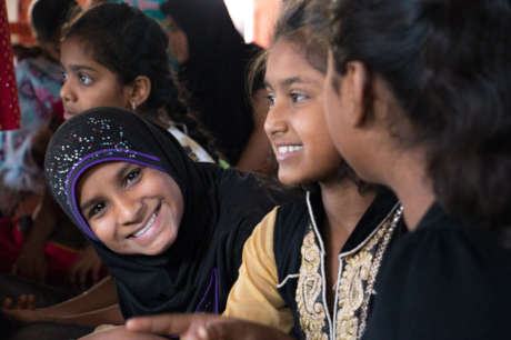 STEM Education for At-Risk Children in India