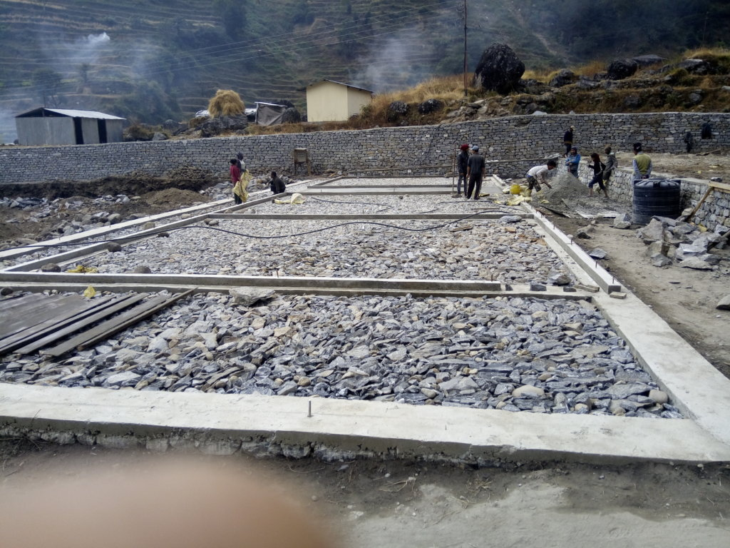 Build educational center for 100 children in Nepal