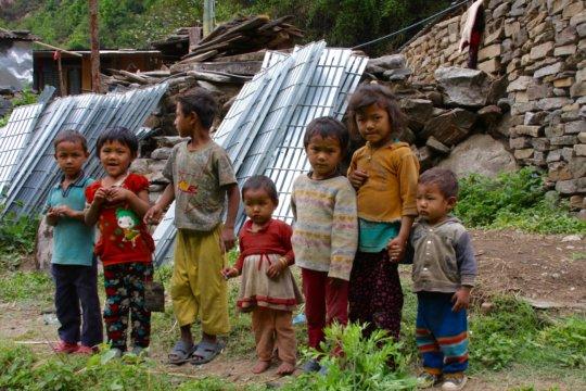Build educational center for 100 children in Nepal