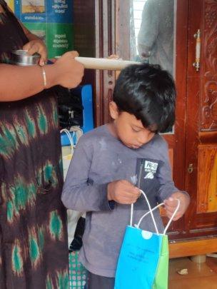 Refreshment kits for children