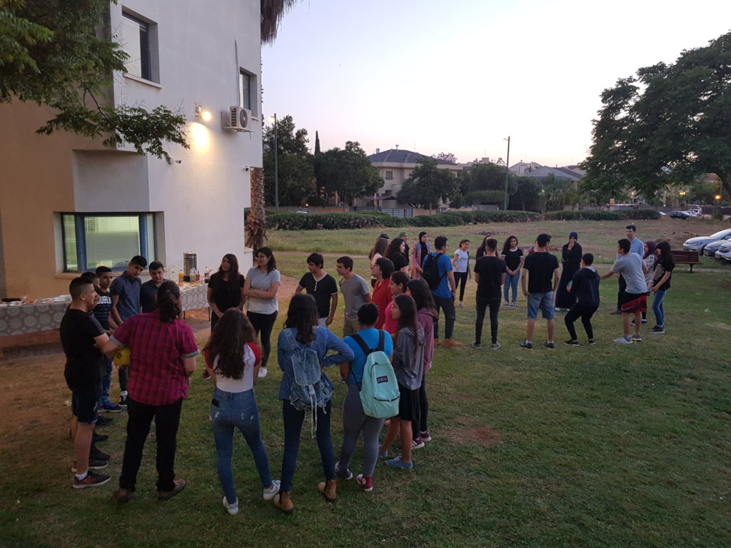 Tira and Kfar Saba Coexistence Meet Up