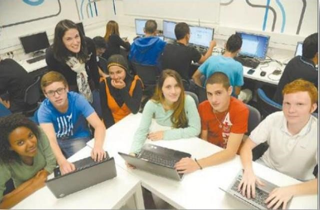 Tech Camp for Underprivileged Israeli Youth