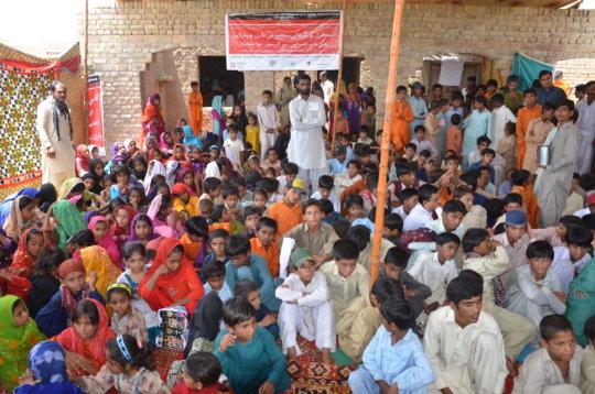 Help Prem Protect Children in Pakistan