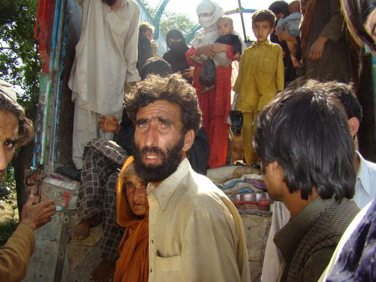 Displaced in Pakistan