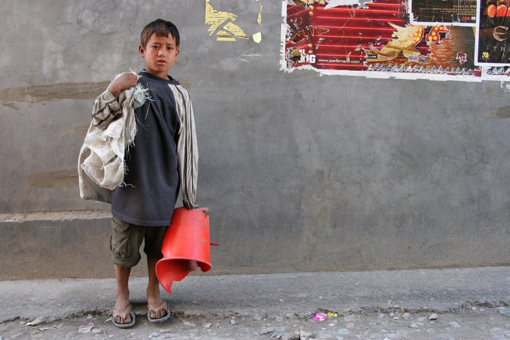 Safe to Grow, Protecting Nepali Children after EQ