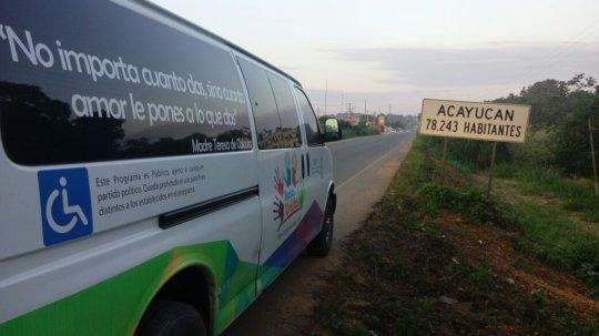 Acayucan to Coatzacoalcos