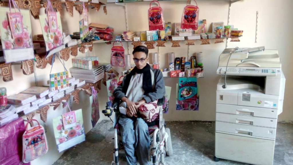 100 Source of Income in Egypt for Wheelchair Users