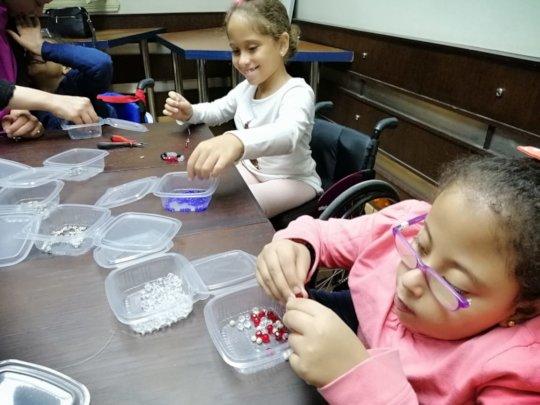 Accessories Workshop for Kids