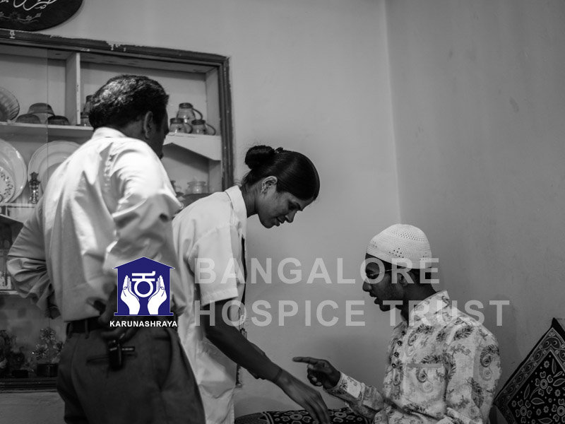 Support for Palliative Care Link -Centers