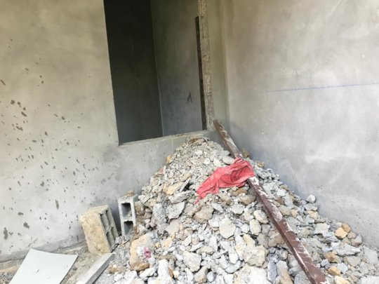 The liberation of rubble