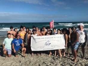 Group photo of the Miami Program