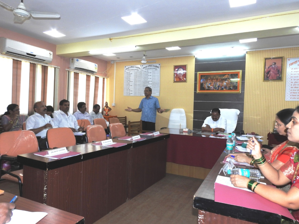 Meeting with Education Department.