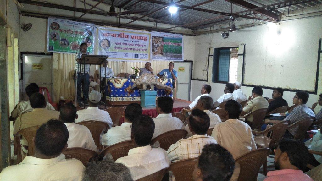Pangolin Workshop held at Mandangad block