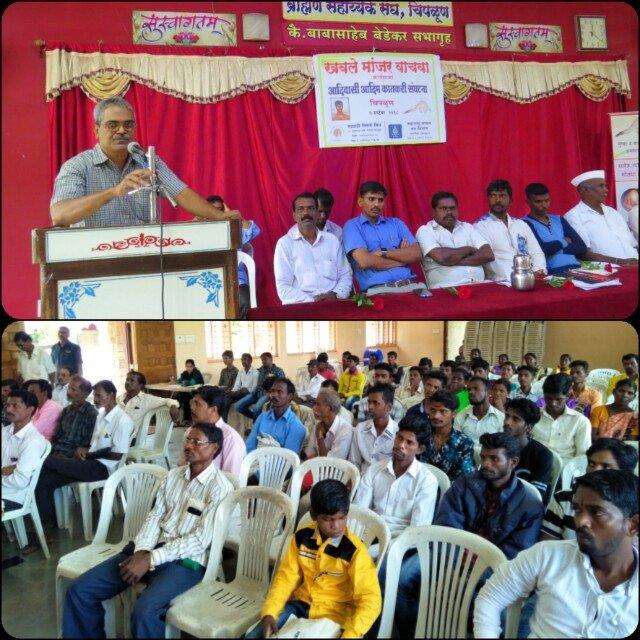 Workshop for Katkari Adim Association.