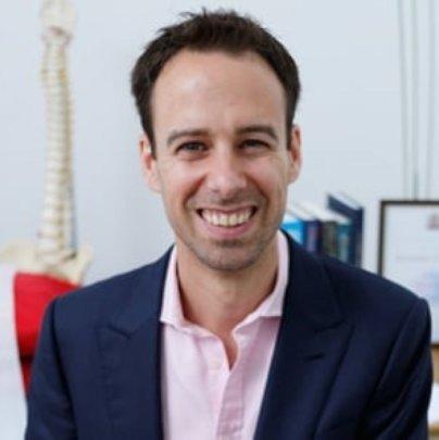 Chris, cancer survivor, health expert & motivator