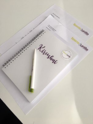 Notepads for all
