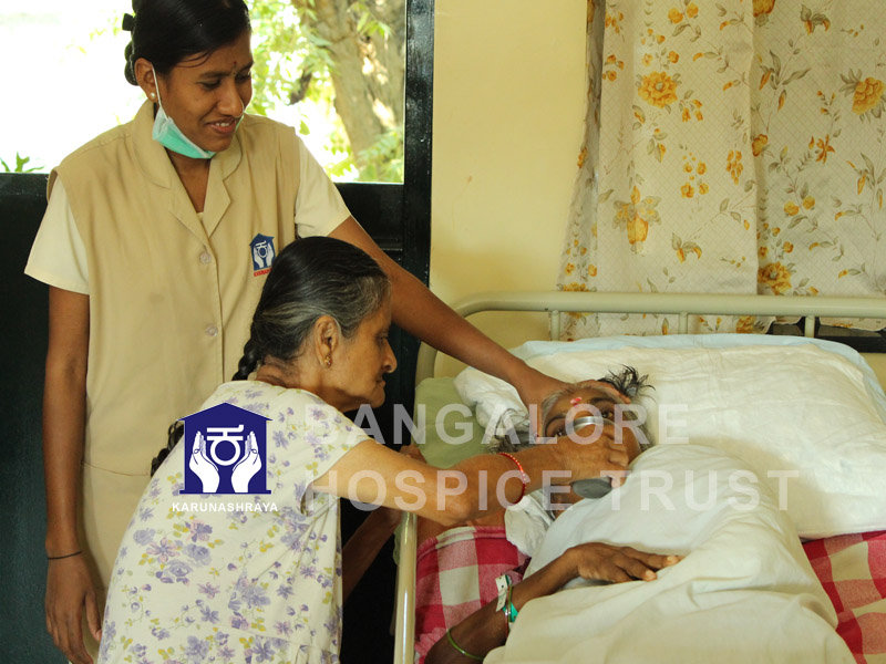 Palliative Care for Advanced Stage Cancer Patients