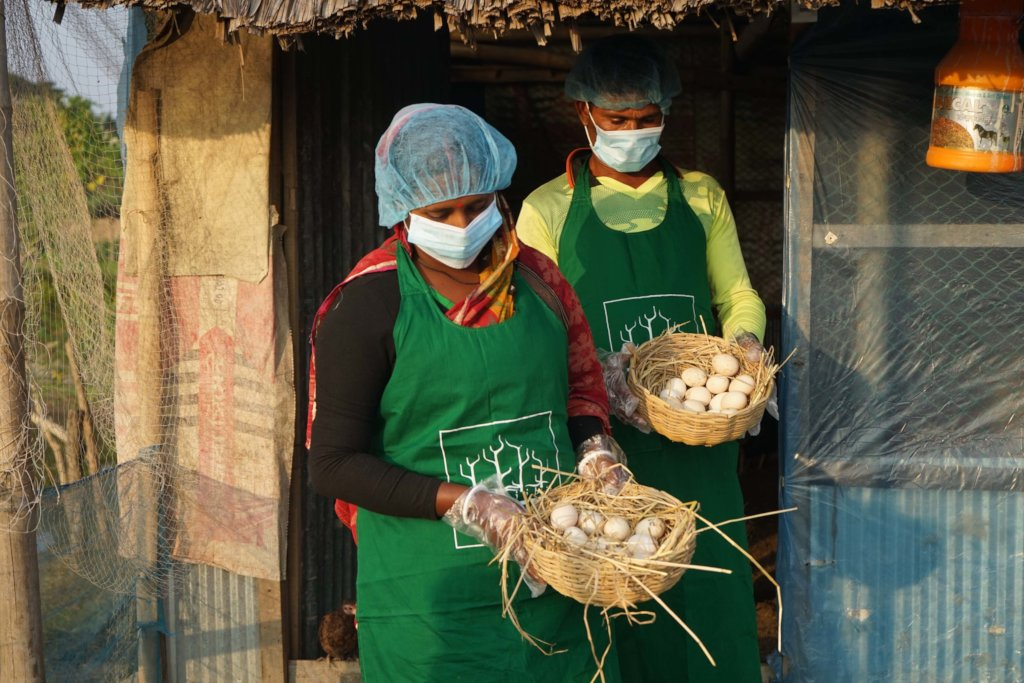 Livelihood Improvement for Fishermen Families