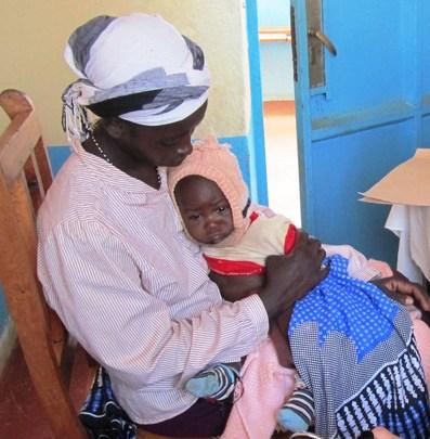 Feed hungry children in Kenya