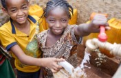Countdown to Clean Water in Alugude & Durbe